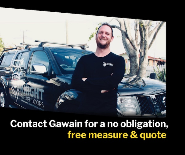 Free measure and quote - Knight Garage Doors - Auckland