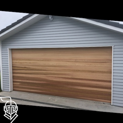 Garage Door maintenance - Property manager